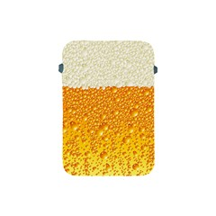 Bubble Beer Apple Ipad Mini Protective Soft Cases by Wegoenart