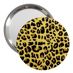 Animal Fur Skin Pattern Form 3  Handbag Mirrors