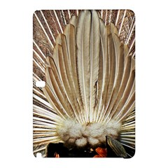 Peacock Wheel Bird Nature Samsung Galaxy Tab Pro 10 1 Hardshell Case