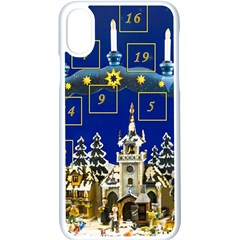 Advent Calendar Advent Gifts Apple Iphone Xs Seamless Case (white)
