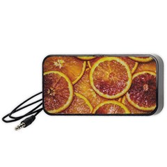 Blood Orange Fruit Citrus Fruits Portable Speaker