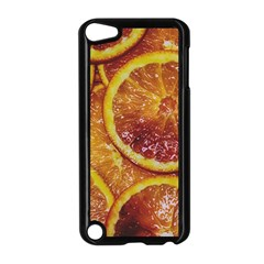 Blood Orange Fruit Citrus Fruits Apple Ipod Touch 5 Case (black)