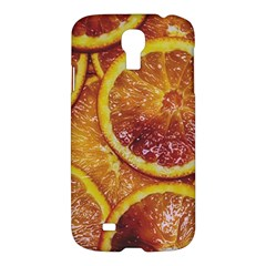 Blood Orange Fruit Citrus Fruits Samsung Galaxy S4 I9500/i9505 Hardshell Case