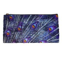 Peacock Feathers Color Plumage Pencil Cases
