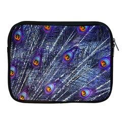 Peacock Feathers Color Plumage Apple Ipad 2/3/4 Zipper Cases