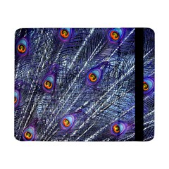 Peacock Feathers Color Plumage Samsung Galaxy Tab Pro 8 4  Flip Case