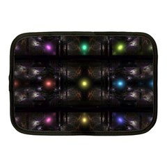 Abstract Sphere Box Space Hyper Netbook Case (medium) by Simbadda