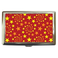 Star Stars Pattern Design Cigarette Money Case by Simbadda