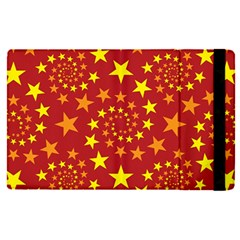 Star Stars Pattern Design Ipad Mini 4 by Simbadda