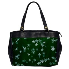 Template Winter Christmas Xmas Oversize Office Handbag