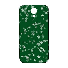Template Winter Christmas Xmas Samsung Galaxy S4 I9500/i9505  Hardshell Back Case