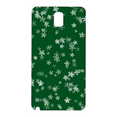 Template Winter Christmas Xmas Samsung Galaxy Note 3 N9005 Hardshell Back Case