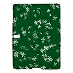 Template Winter Christmas Xmas Samsung Galaxy Tab S (10 5 ) Hardshell Case