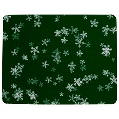 Template Winter Christmas Xmas Jigsaw Puzzle Photo Stand (rectangular)