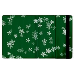 Template Winter Christmas Xmas Ipad Mini 4 by Simbadda