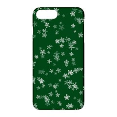 Template Winter Christmas Xmas Apple Iphone 7 Plus Hardshell Case