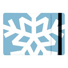 Snowflake Snow Flake White Winter Apple Ipad 9 7