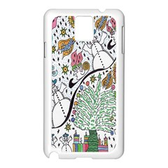 Sledscape Samsung Galaxy Note 3 N9005 Case (white)
