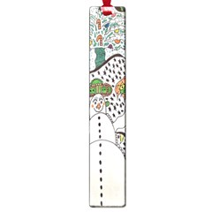 Happysnowman Large Book Marks
