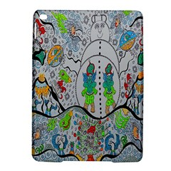 Supersonic Volcano Snowman Ipad Air 2 Hardshell Cases