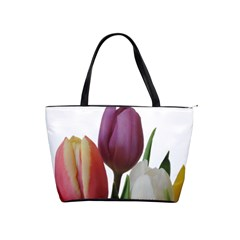 Tulips Bouquet Classic Shoulder Handbag