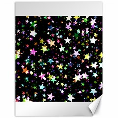 Wallpaper Star Advent Christmas Canvas 18  X 24