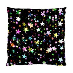 Wallpaper Star Advent Christmas Standard Cushion Case (two Sides)