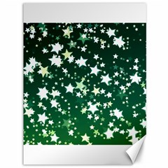 Christmas Star Advent Background Canvas 36  X 48