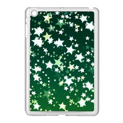 Christmas Star Advent Background Apple Ipad Mini Case (white)