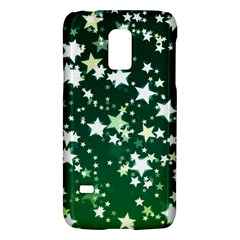 Christmas Star Advent Background Samsung Galaxy S5 Mini Hardshell Case