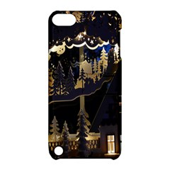 Christmas Advent Candle Arches Apple Ipod Touch 5 Hardshell Case With Stand