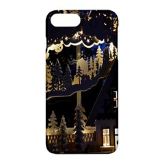 Christmas Advent Candle Arches Apple Iphone 7 Plus Hardshell Case