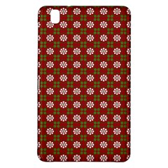 Christmas Paper Wrapping Pattern Samsung Galaxy Tab Pro 8 4 Hardshell Case