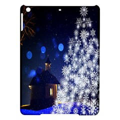 Christmas Card Christmas Atmosphere Ipad Air Hardshell Cases