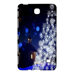Christmas Card Christmas Atmosphere Samsung Galaxy Tab 4 (7 ) Hardshell Case