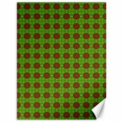 Christmas Paper Wrapping Patterns Canvas 36  X 48