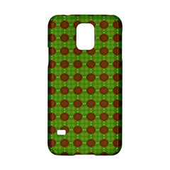 Christmas Paper Wrapping Patterns Samsung Galaxy S5 Hardshell Case