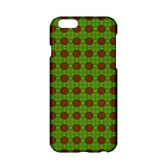 Christmas Paper Wrapping Patterns Apple Iphone 6/6s Hardshell Case