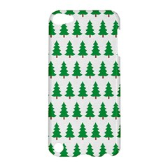 Christmas Background Christmas Tree Apple Ipod Touch 5 Hardshell Case