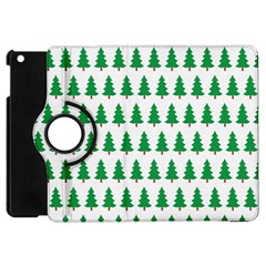 Christmas Background Christmas Tree Apple Ipad Mini Flip 360 Case