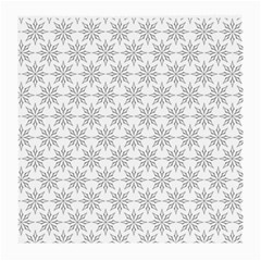Ornamental Decorative Floral Medium Glasses Cloth by Wegoenart