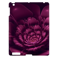 Fractal Blossom Flower Bloom Apple Ipad 3/4 Hardshell Case