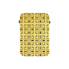 Pattern Background Abstract Design Apple Ipad Mini Protective Soft Cases by Wegoenart