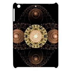 Fractal Design Pattern Fantasy Apple Ipad Mini Hardshell Case