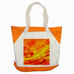 Abstract Background Design Accent Tote Bag by Wegoenart