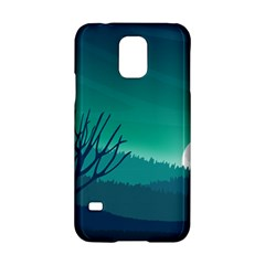 Landscape Wallpaper Background Samsung Galaxy S5 Hardshell Case