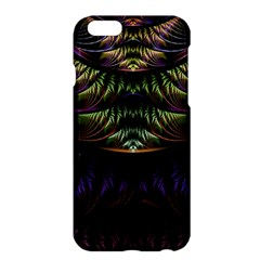 Fractal Colorful Pattern Fantasy Apple Iphone 6 Plus/6s Plus Hardshell Case