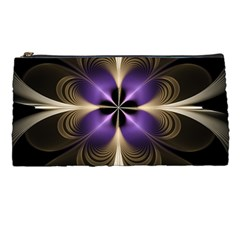 Fractal Glow Flowing Fantasy Pencil Cases