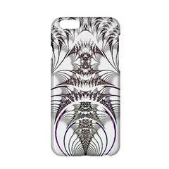 Fractal Delicate Intricate Apple Iphone 6/6s Hardshell Case