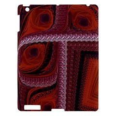 Petals Pattern Design Texture Apple Ipad 3/4 Hardshell Case